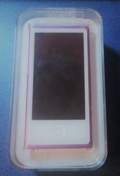 ipod nano 7G 16GB фиолетовый цвет